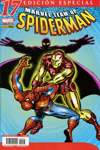 MARVEL TEAM-UP SPIDERMAN Edición Especial # 17