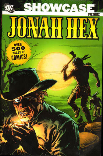 Comics USA: SHOWCASE PRESENT JONAH HEX VOL. 1