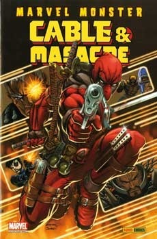 MARVEL MONSTER: CABLE & MASACRE # 1