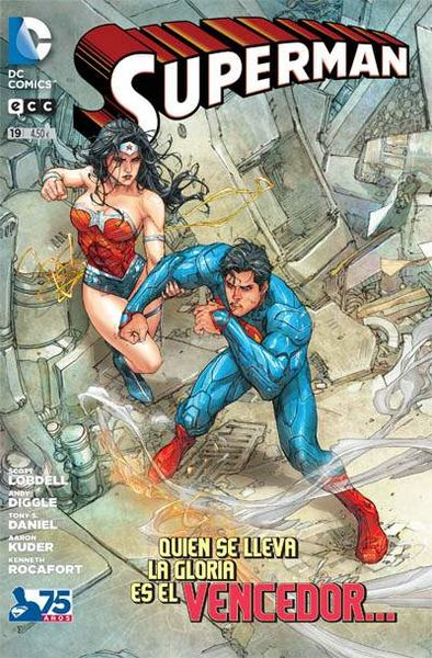 SUPERMAN MENSUAL VOL.3 #019