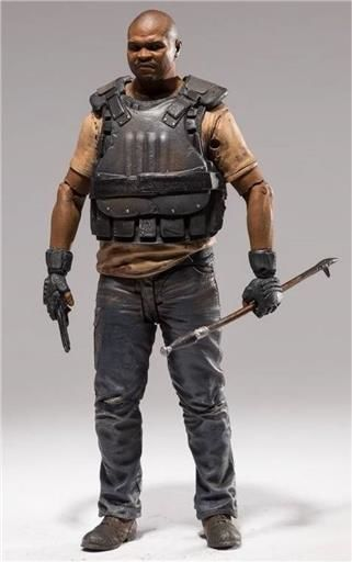 THE WALKING DEAD FIGURA 13 CM T-DOG SERIE 9