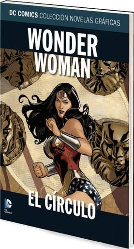 COLECCIONABLE DC COMICS #07 WONDER WOMAN - EL CIRCULO