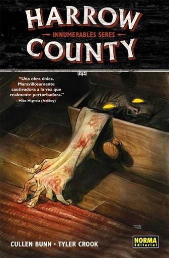 HARROW COUNTY #01. INNUMERABLES SERES