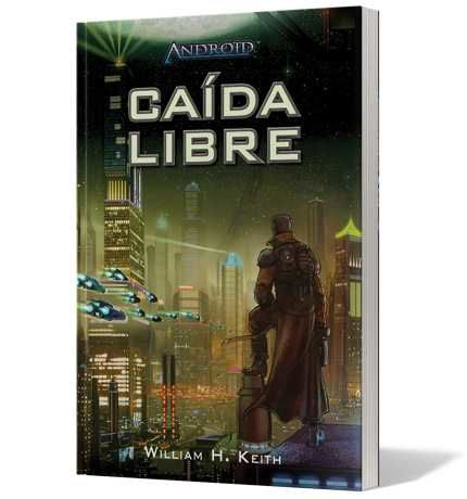 CAIDA LIBRE (ANDROID NETRUNNER)