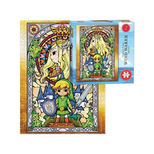 THE LEGEND OF ZELDA PUZZLE WIND WAKER COLLECTOR´S