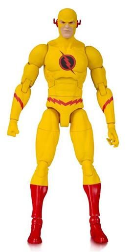 REVERSE-FLASH FIGURA 18 CM DC ESSENTIALS