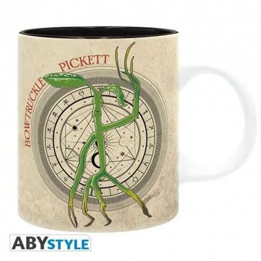 ANIMALES FANTASTICOS TAZA 320 ML BOWTRUCKLE