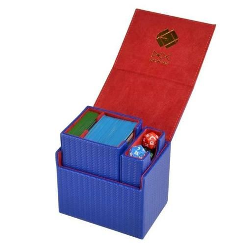 DEX PROTECTION CAJA MAZOS PROLINE SMALL 75 AZUL