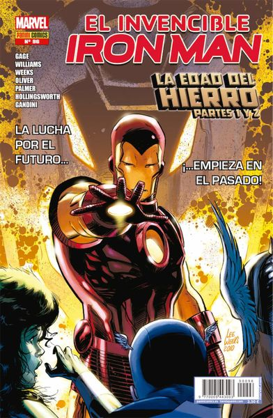 INVENCIBLE IRON MAN VOL 2 96