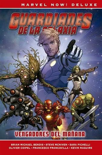 GUARDIANES DE LA GALAXIA DE BRIAN MICHAEL BENDIS #01 (MARVEL NOW! DELUXE)