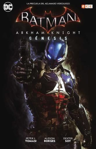 BATMAN: ARKHAM KNIGHT. GENESIS (RTCA)