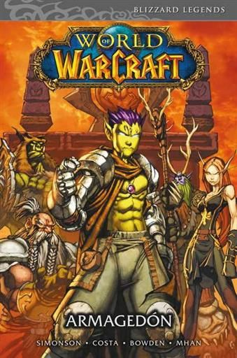 WORLD OF WARCRAFT #04. ARMAGEDON (PANINI)