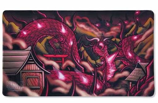 TAPETE DRAGON SHIELD DEMATO MATTE MAGENTA EDICION LIMITADA 61 X 35 CM