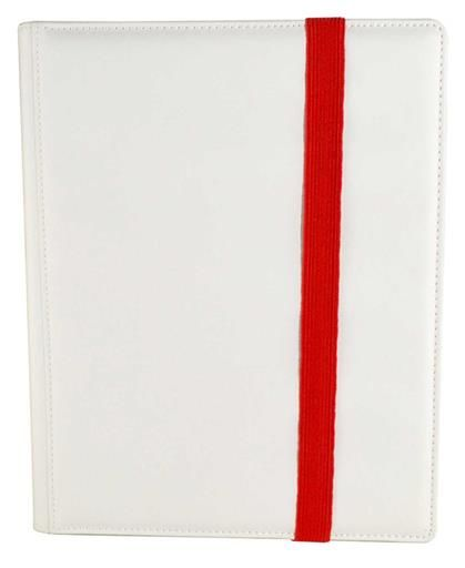 DEX PROTECTION CARPETA PRO BINDER 360 CARTAS BLANCA