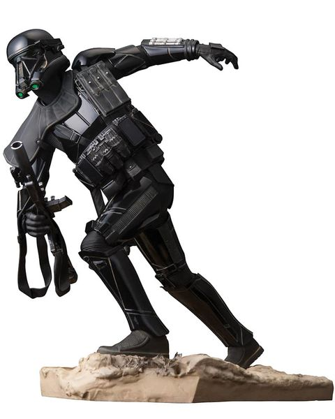 DEATH TROOPER SPECIALIST ESTATUA 24 CM STAR WARS ROGUE ONE ARTFX