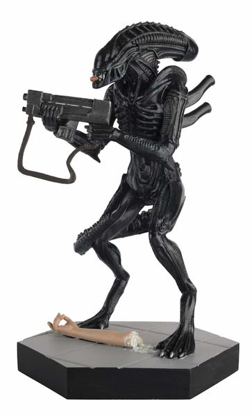JERI THE SYNTHETIC FIG 12 CM ALIEN & PREDATOR FIGURINE COLLECTION #45 ALIENS STR