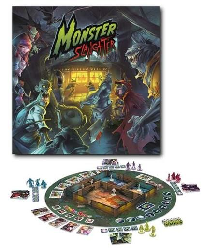 MONSTER SLAUGHTER - CASTELLANO