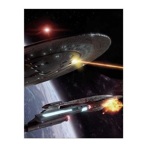 STAR TREK ADVENTURES JDR: HERRAMIENTAS DEL DIRECTOR