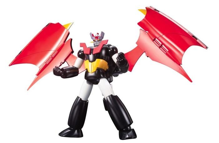 MAZINGER Z CON GOD SCRANDER MODEL KIT MAZINGER Z MECHANIC COLLECTION SERIE