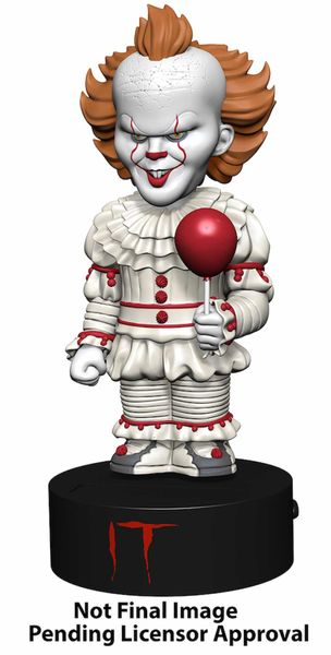 PENNYWISE BODY KNOCKER FIGURA 16.5 CM IT 2017 MOVIE