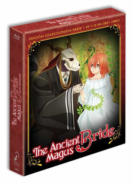 BD THE ANCIENT MAGUS BRIDE PARTE 1