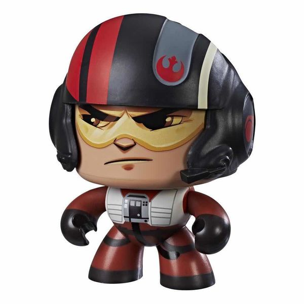 POE DAMERON E8 FIGURA 9,5 CM STAR WARS MIGHTY MUGGS