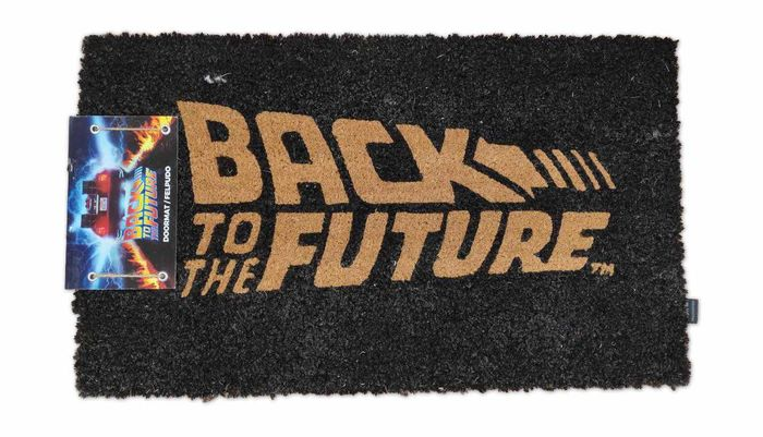 LOGO BACK TO THE FUTURE FELPUDO REGRESO AL FUTURO