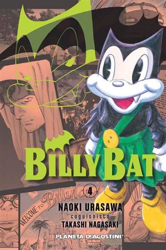 BILLY BAT #04
