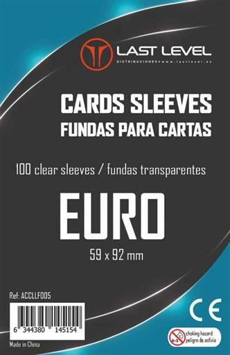 Zacatrus Fundas Mini Euro 45x68 100 Unidades