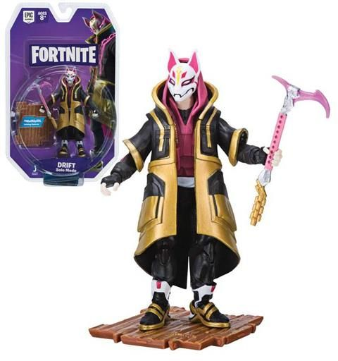 FORTNITE FIG 10CM DRIFT SOLO MODE