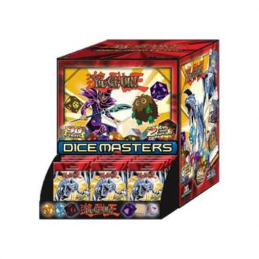 DICE MASTERS YU-GI-OH SERIE 1 GRAVITY FEED (INGLES)