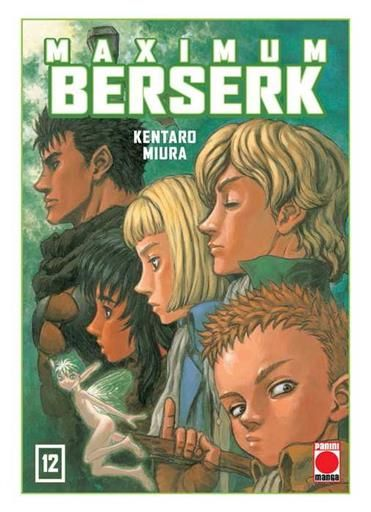 BERSERK MAXIMUM #12 (PANINI)