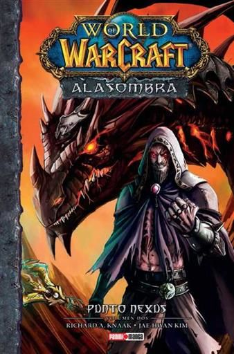 WORLD OF WARCRAFT: ALA SOMBRA #02. PUNTO NEXUS (PANINI-MANGA)
