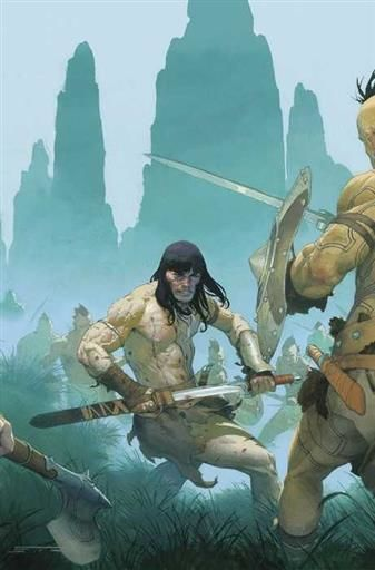 CONAN EL BARBARO #02 (GRAPA - MARVEL)