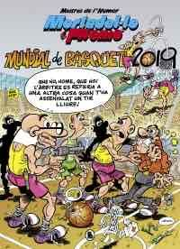 MESTRES DE L'HUMOR 53: MUNDIAL DE BASQUET 2019 (MORTADELO Y FILEMON) (CATALAN)