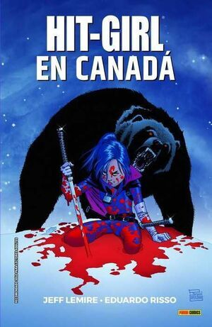 HIT GIRL 02.EN CANADA (COMIC)