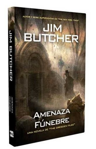 THE DRESDEN FILES: AMENAZA FUNEBRE