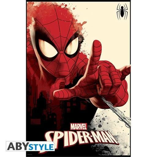 POSTER SPIDER-MAN FRIENDLY NEIGHBORHOOD 61 X 91 CM