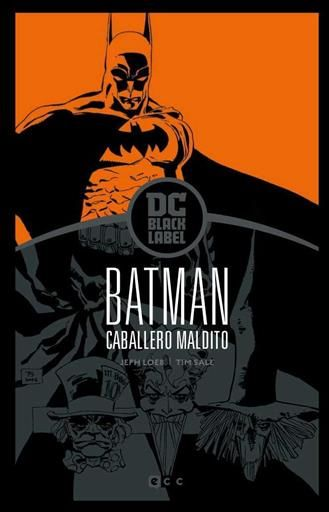 BATMAN: CABALLERO MALDITO. EDICION BLACK LABEL