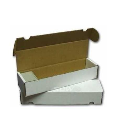 STORAGE BOX WHITE (1000)