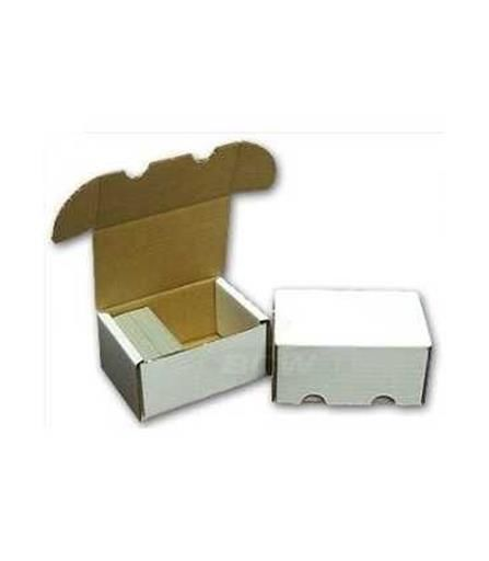 STORAGE BOX WHITE (500)