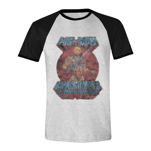 MASTERS OF THE UNIVERSE CAMISETA HE-MAN POSE M