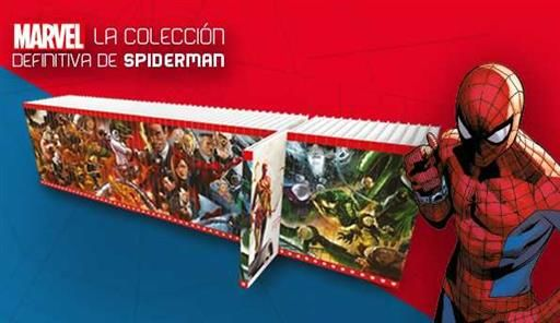 SPIDERMAN: LA COLECCION DEFINITIVA #50. LA IDENTIDAD DEL DUENDE