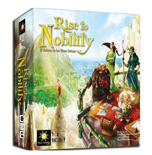 RISE TO NOBILITY - CASTELLANO