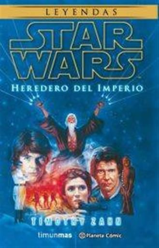 STAR WARS: HEREDEROS DEL IMPERIO (NOVELA)