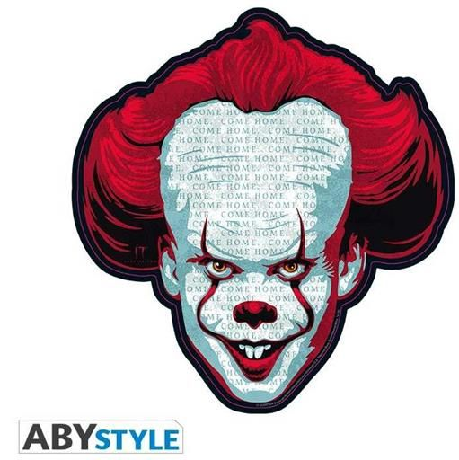 IT 2 ALFOMBRILLA RATON CABEZA PENNYWISE