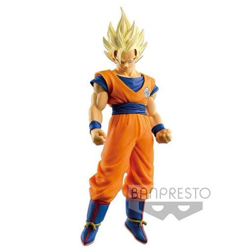 DRAGON BALL SUPER ESTATUA PVC 17CM SUPER SAIYAN 2 GOKU