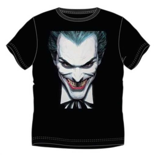 JOKER CAMISETA JOKER FACE S