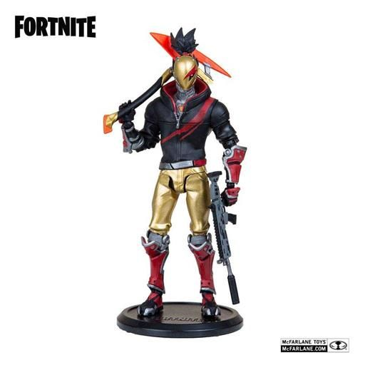FORTNITE FIG 18 CM RED STRIKE DAY & DATE