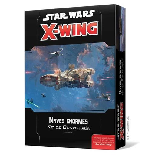 STAR WARS X-WING 2ed: NAVES ENORMES KIT DE CONVERSION